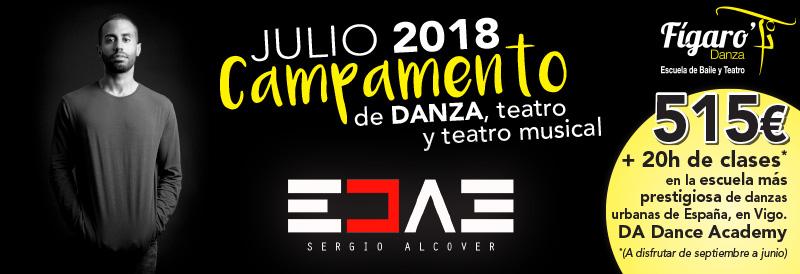 Campamento EDAE Sergio Alcover
